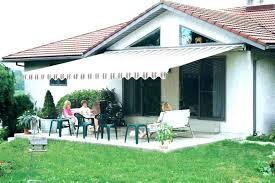 build deck awning awnings ideas s home cost to
