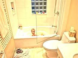 bath doors glass wonderful bathtub enclosures bathtubs pivot frameless tub frosted sliding door