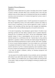 PhD Personal Statement Sample http   www personalstatementsample net phd