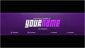 20 Free Yt Banner Template Simple Best Popular Template Example