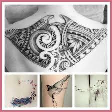 Tatuaggi Con Significato Di Libertà Manta Uccelli Piuma E
