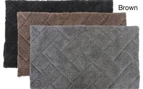 fieldcrest rug bath farmhouse pink and kohls floor brown runner towels rugs green piece sets gray