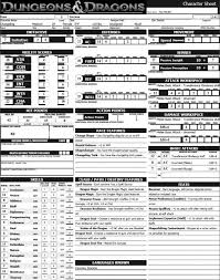 dungeons and dragons character sheet online how to make a character for 4th edition dungeons dragons hobbylark