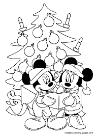 Small Picture mouse christmas coloring pages