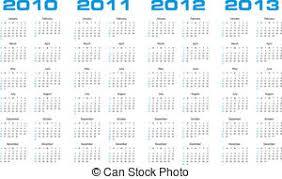 Calendar 2013 Through 2015 Calendar For 2010 Through 2015 Simple Calendar For Years