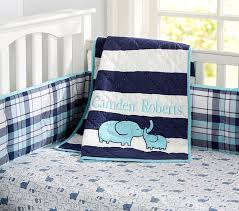 baby boy crib bedding sets elephant designs