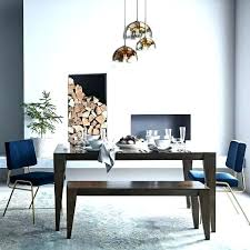 west elm round dining table west elm dining set solid wood expandable dining table carob west