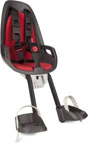 <b>Детское велокресло Hamax</b> Caress Observer, цвет: серый, красный