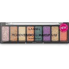 Палетка для глаз <b>Lamel</b> Professional <b>Pigment</b> studio for Makeup ...