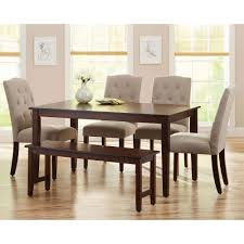 Better Homes and Gardens Bankston Dining Table, Mocha - Walmart.com