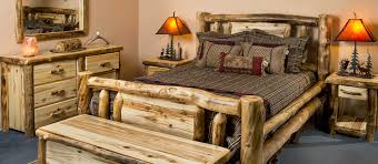 log rustic furniture amish. Log Rustic Furniture Amish