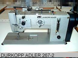 Durkopp Sewing Machine History