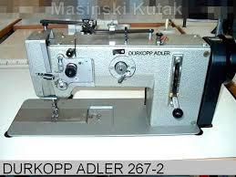 Durkopp Sewing Machine History