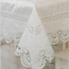 embroidery lace tablecloth table linen tablecloth white lace table cloth round cover towels white tablecloth wedding tablecloths from asite 41 75 dhgate