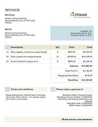 best invoice template 19 blank invoice templates microsoft word