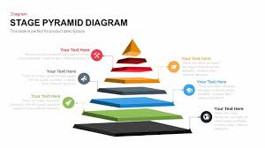 Pyramid Powerpoint Stage Pyramid Diagram Powerpoint Template And Keynote Slide