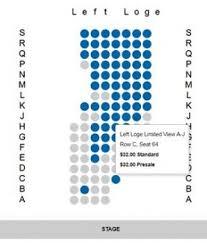 Tpac War Memorial Seating Chart Seating Charts Tpac