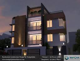 Designqube Architects Interior Designers Jaipur Rowhouse Design By Designqube Residential Architecture