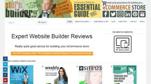 Visit Storebuilder Co Uk Best Ecommerce Website Builder