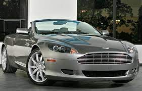 2006 Aston Martin Db9 Test Drive Review Cargurus