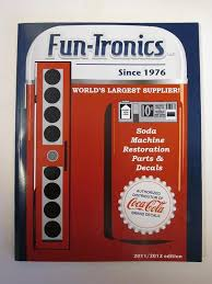 Vintage Pepsi Vending Machine Parts Beauteous Vintage Soda Machine Restoration Parts Manuals Authorized Coca