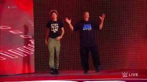 LaVar Ball on WWE 'Monday Night Raw ...