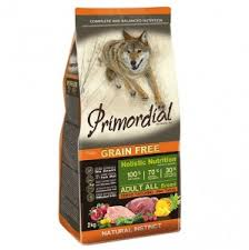 <b>Primordial Grain</b> Free Adult All Breed Deer Turkey (<b>Сухой</b> ...