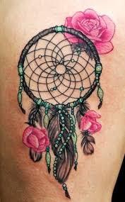 Dream Catcher Tattoo Color color dream catcher tattoo Tattoo ideas Pinterest Dream 30