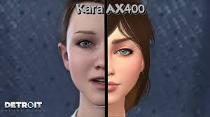 KARA DETROIT: BECOME HUMAN // Sims 4 : create a sim - YouTube