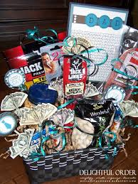 diy valentine s day gift baskets for him just tweak it a little and it works