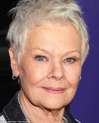 perfect pers judi dench 78 does flattering eye shadow like a pro