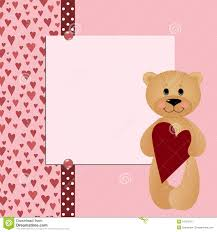 greeting card templates free template for valentine or wedding greetings card stock illustration