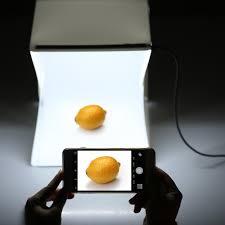Folding <b>Foldable Portable Mini Photography</b> Lightbox Studio ...