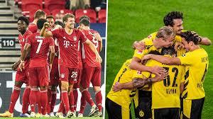 Check spelling or type a new query. Supercup Fc Bayern Munchen Gegen Borussia Dortmund Live Im Tv Und Online Stream Sehen Sportbuzzer De