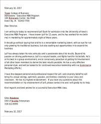 Sample Of A Recommendation Letter Sample Reference Letter For Schools 7 Examples In Pdf Word