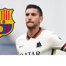 FC Barcelona hat offenbar Interesse an Lorenzo Pellegrini von der Roma
