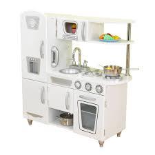 2 Piece Retro Kitchen Kidkraft Blue Vintage Kitchen 53227