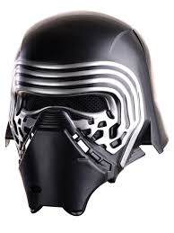 star wars episode 7 boys kylo ren 2 piece helmet tv movie