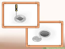 image titled unclog a shower drain step 2
