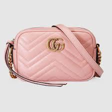 gucci bags pink. gg marmont matelassé mini bag gucci bags pink a