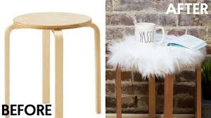 stool before and after