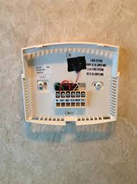 hunter thermostat install forest river forums here it is after install leveling and programing i choose this one also because since it has to run on batteries i wanted to be able to access them