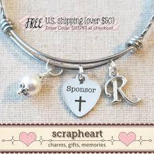 confirmation sponsor thank you gift catholic confirmation sponsor bracelet confirmation sponsor gift catholic mentor gifts religious sponsor gift