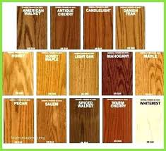 Penofin Colors Color Chart Inspirational The Best Wood Stain