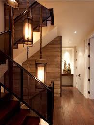 lighting idea. Unique Lighting Idea For A Stairway