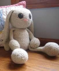 Free Crochet Bunny Pattern Mesmerizing CROCHET N PLAY DESIGNS My Favorite Free Patterns Lavender Bunny