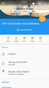 Iadb Organizational Chart Idb Group Civil Society Annual Meeting 2 0 2 Apk Download