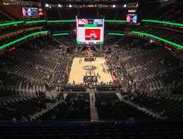 State Farm Arena Atlanta Ga Seating Chart State Farm Arena Atlanta Ga State Farm Arena 2019 10 12