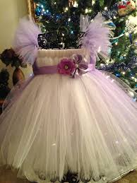 <b>Gorgeous Purple</b> and White Holiday <b>Tutu</b> Dress by FiFiBeesFancy ...