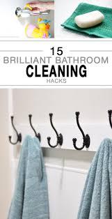 bathroom cleaning hacks. bathroom, bathroom cleaning hacks, how to clean a popular pin, hacks